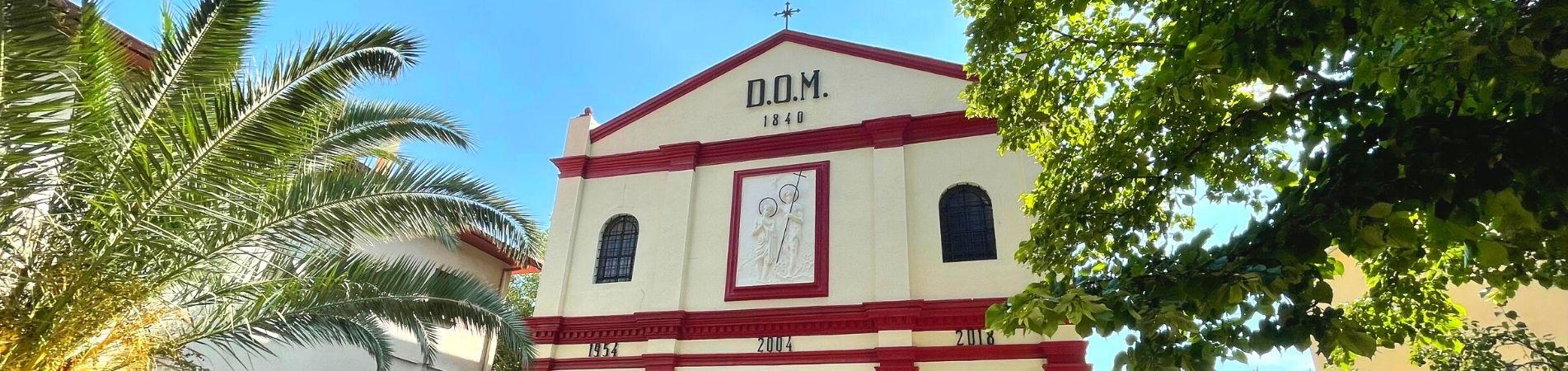 St. Baptist Latin Kilisesi (DOM), Buca